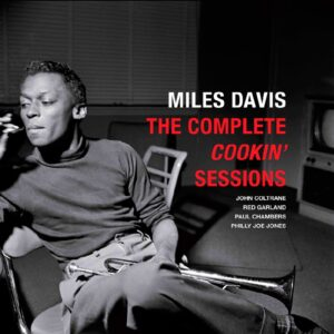 Complete Cookin' Sessions (Vinyl) - Miles Davis