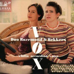 Vox - Duo Rozemond & Bekkers